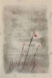 wild flowers by morris graves