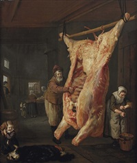 the slaughtered ox by jan victors