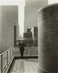 david h. mcalpine, new york by edward weston