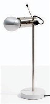 lampe à poser modèle 251 by tito agnoli