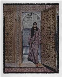 harem #4b by lalla essaydi