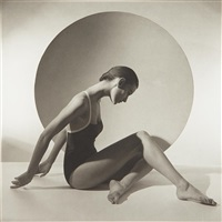 chanel beauty, n.y by horst p. horst