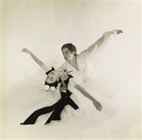 rudolf nureyev and margot fonteyn inmarguerite and armand by cecil beaton