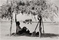 région de salamanque, espagne by edouard boubat