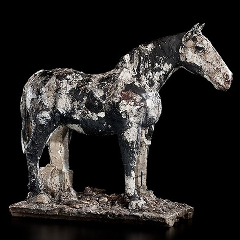 untitled horse by jean pierre larocque