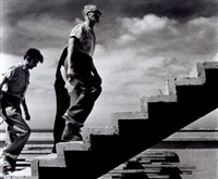 le corbusier; unite d'habitation, marseille (+ pablo picasso, filmfestival cannes; 2 works) by sem presser