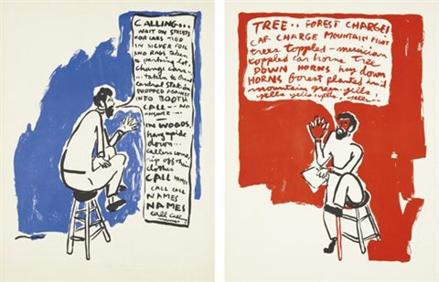 calling 3 others 4 works by allan kaprow