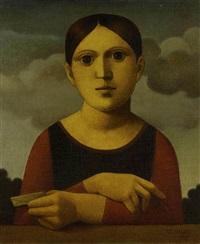 menina by reynaldo fonseca