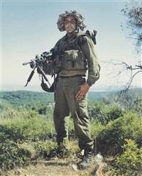 erez, golani brigade, elyacim, israel, may 26 by rineke dijkstra