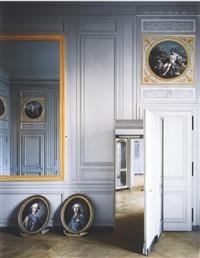 cabinet interieur de madame adelaide, chateau de versailles, france by robert polidori