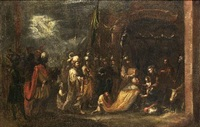 the adoration of the magi by juan de valdés leal