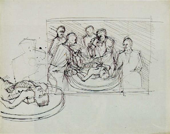 Die Anatomie von Herbert Boeckl auf artnet