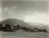 fort ross by edward weston