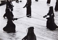 untitled (kendo, japan) by rené burri