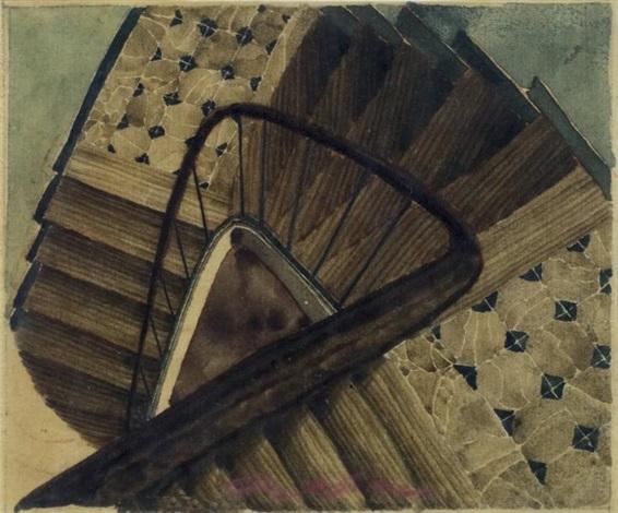 Escalier von Sam Szafran auf artnet