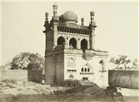 mosque in the fort by thomas biggs