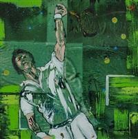 tennis by david gordon hughes