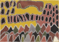 dumbunji (red rock country) by patrick mung mung