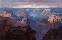 grand canyon by segundo aguair huertas