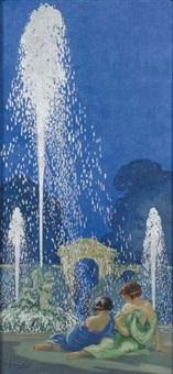 les eaux qui chantent by marcel-j.-l. jacquier
