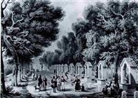 der kalvarienberg in rovereto by joseph gerstmeyer