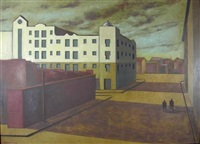 a cityscape by martin kane