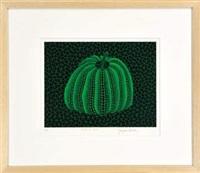 pumpkin(gy) by yayoi kusama
