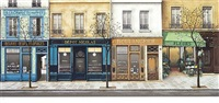 boutiques a paris by andré renoux