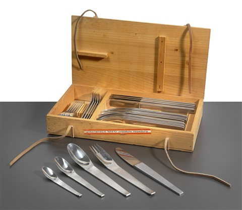 cutlery set model 2060 by carl auböck jr