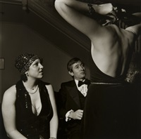 from party series by larry fink