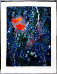 flowers by eyvind earle