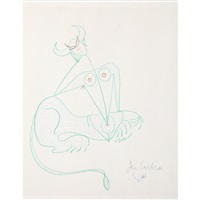 sphinx by jean cocteau