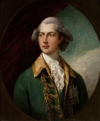 portrait of henry frederick, duke of cumberland by gainsborough dupont