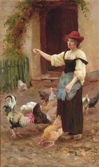 feeding time by blandford fletcher