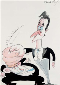 the clunking fist by gerald scarfe