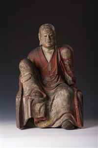 figure of a sitting dignitary by anonymous-japanese (17)