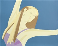night: william dunas dance ii by alex katz