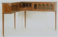 gentleman's writing desk? (early classical revival) by brian tolle