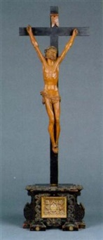 christus am kreuz by austrian school-tyrolean (17)