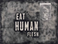 eat human flesh by mark flood