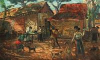 tukang gado - gado by itji tarmizi