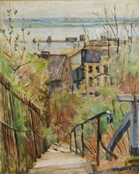 blankenese by hugo volkwarth