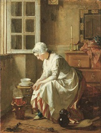 lost in thoughts by jean baptiste antoine emile beranger