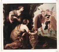 scena biblica by simone pignoni