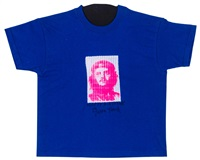 untitled (t-shirt) by gavin turk