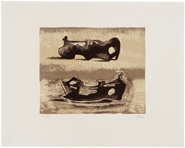 artwork by henry moore