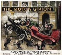 the motor union automobiel-verzekering by gérardus hendrik grauss