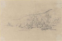 chinese figures at macao by george chinnery