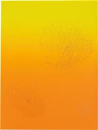 web sampler #79 by pae white