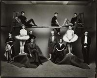 ballet theatre, new york by irving penn